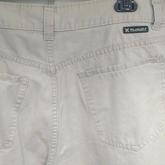 NWOT Hurley Tan Shorts